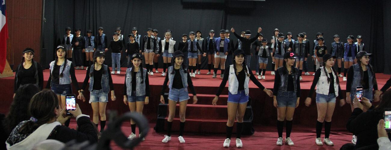 Presentación Academia de Danza