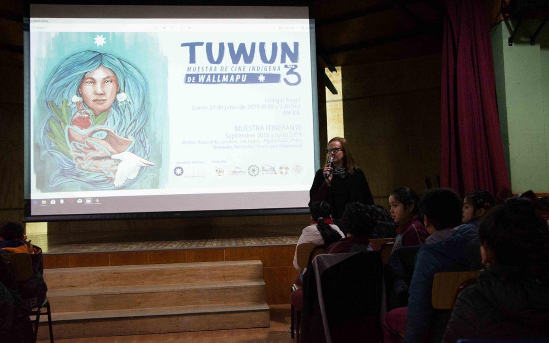 Ciclo de Cortometraje Mapuche TUWUN